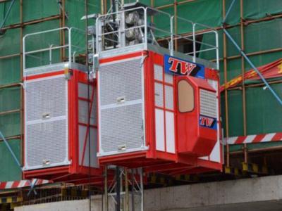 建筑施工升降机司机考核